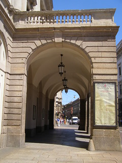 תמונה של Teatro alla Scala ליד Milano. summer italy milano roadtrip2007 25072007
