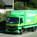 Small photo of Tuffnells Parcel Express PN55HZA