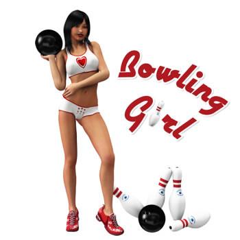 Sexy girl bowling, hermaphrodites sex photo