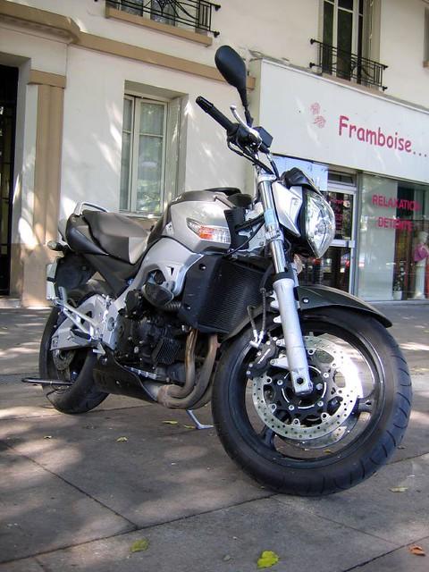 Suzuki Bikes Gsr