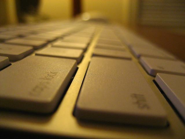 keyboard from Flickr via Wylio