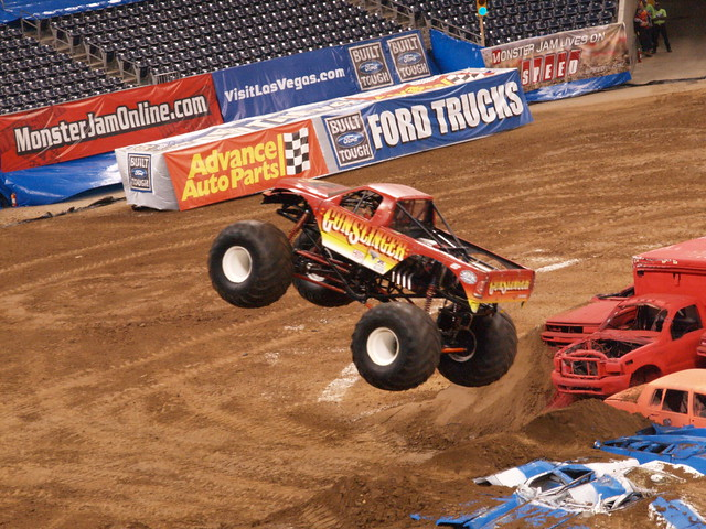 All Monster Jam Trucks