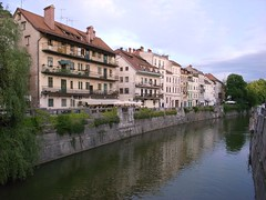 town, river, body of water, channel, canal, ditch, waterway, moat,