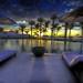 Cabo Azul Pool Sunrise - San Jose del Cabo, Mexico by Mach90