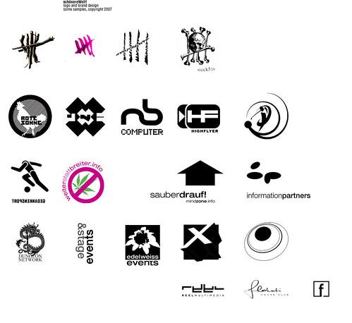 Logo Design Samples | osabelhudosec