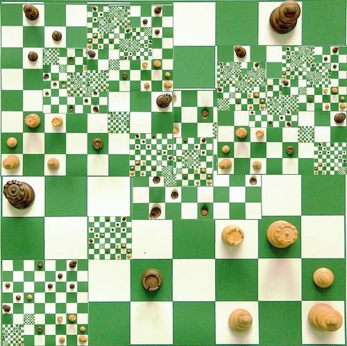 Recursive Chessboard