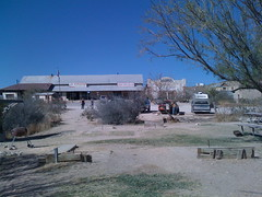 Ghost Town - Terlingua, TX