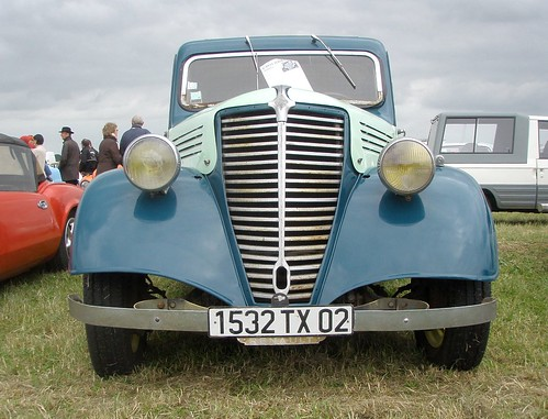 Renault Primaquatre RDS Sport 1939