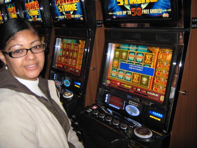 Recent casino jackpot winners