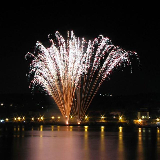 Fireworks - Beginning