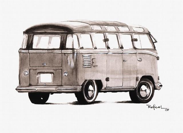 Volkswagen 58 39 bus 23 window flickr photo sharing for 20 window vw bus