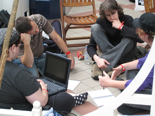 Hackers planning