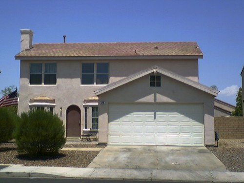 The Simpsons house, remodeled, in Henderson, NV