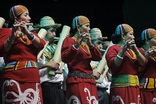 Rainforest World Music Festival - Kelapang Kelabit Bamboo Band