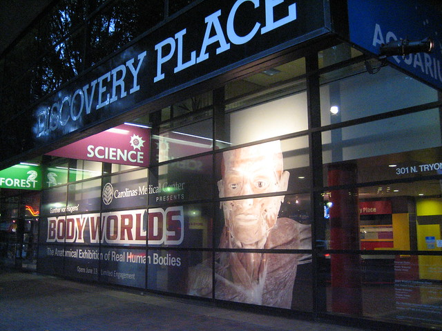 Body Worlds Discovery Place Flickr Photo Sharing