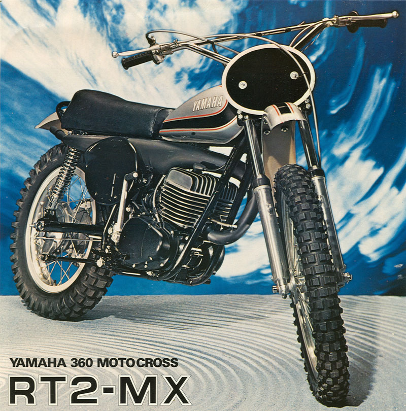 1972 Yamaha RT2-MX