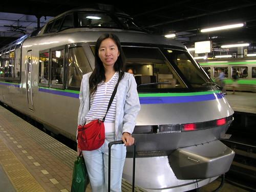 薰衣草特急列車