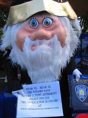 Police Wizard