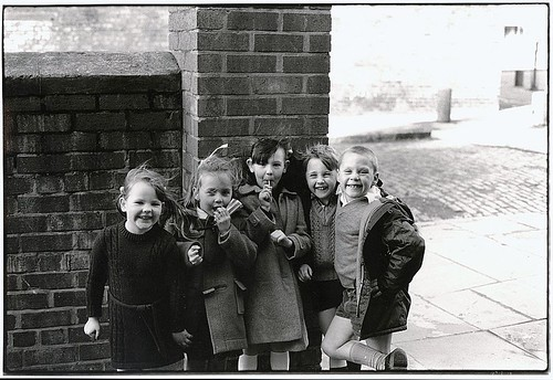5 kids, Vauxhall, early 80's