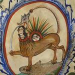 Khan's Palace Painting - Sheki, Azerbaijan