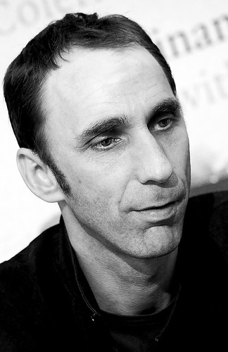 Will Self Portrait by C Ray Dancer