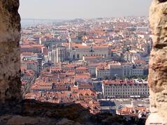 Lissabon 2010 - Castelo de Sao Jorge