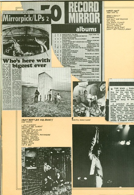 1975 - Who, The - European Tour - Side 19