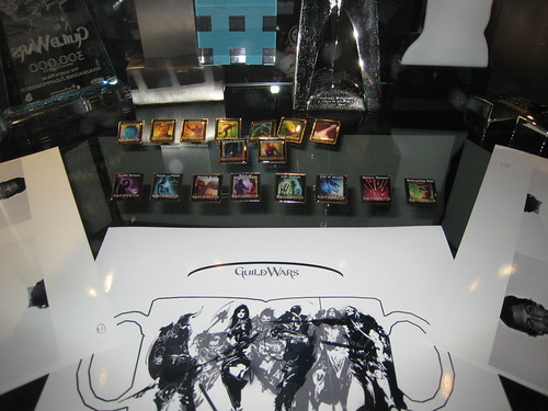 Preview of Guild Wars Mecrchandise