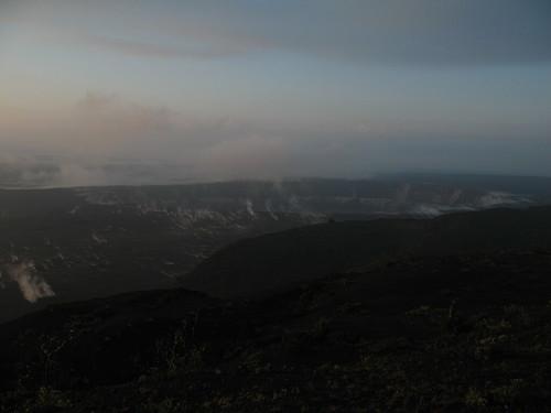 volcano hawaii caldera kilauea