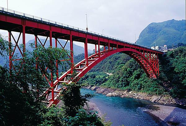 K302桃園復興北橫羅浮橋
