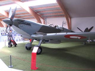 Supermarine Spitfire HF MK. IXE