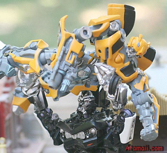 The gallery for --> Transformers 1 Jazz Vs Megatron Bumblebee Vs Megatron