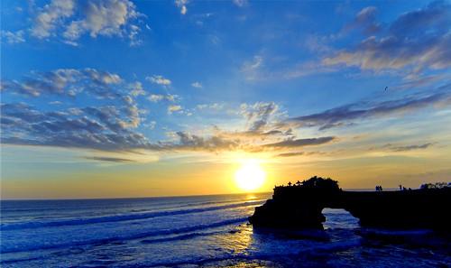 sunset sky bali sun indonesia naturesbeauty
