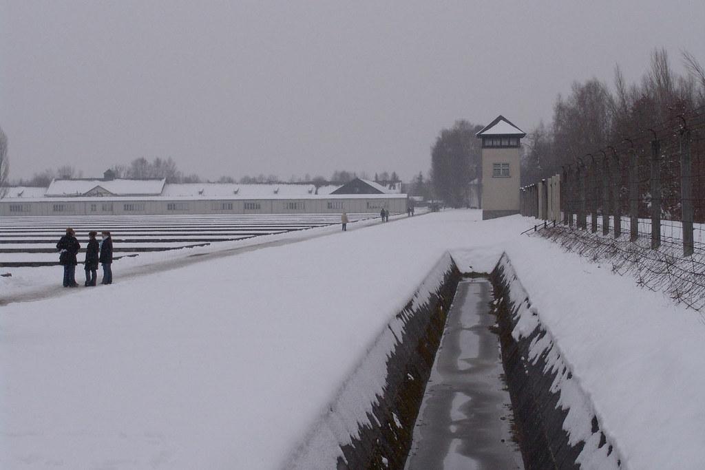 Campo di concentramento di Dachau - Monaco di Baviera