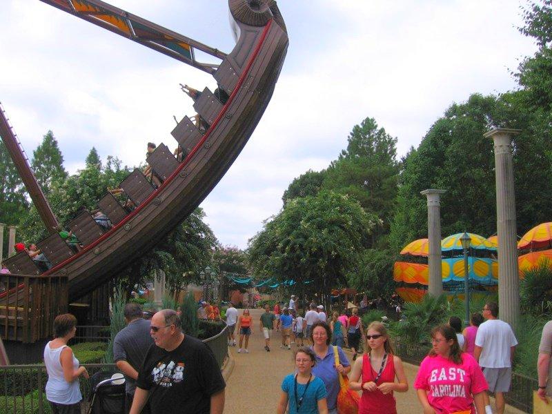 Busch Gardens Europe 2007
