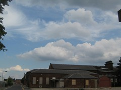 Clouds over Business Centre