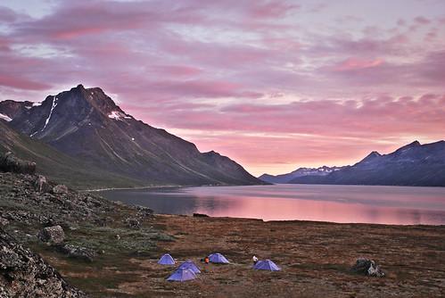 camping nature trekking landscape bravo searchthebest arctic greenland magicdonkey tasermiut diamondclassphotographer blackribbonbeauty nalumasortoq