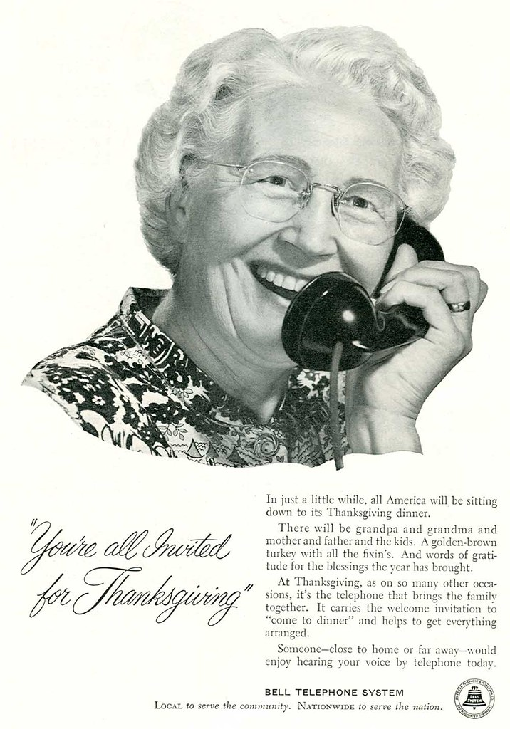 Bell Telephone System - 1954