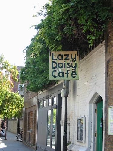 Lazy Daisy Cafe Wilshire Beverly Hills