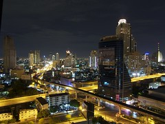 Curfew in Bangkok