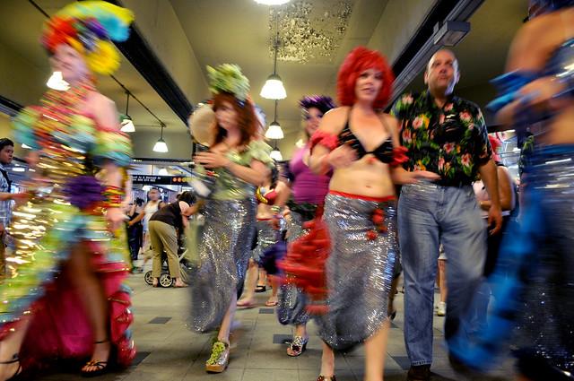 Subway Mermaids