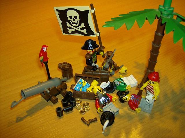 lego piraten videos