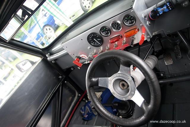 mini miglia race car interior explore dazecoop 39 s photos on flickr photo sharing. Black Bedroom Furniture Sets. Home Design Ideas