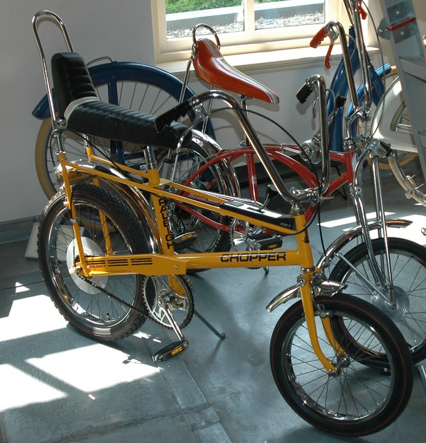 Raleigh Chopper | At the Nijmegen Bicycle Museum