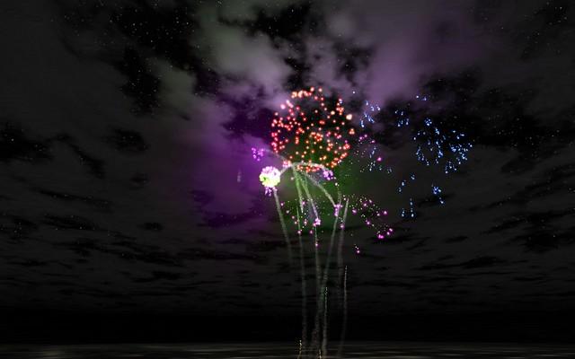 Virtual Fireworks | Flickr - Photo Sharing!