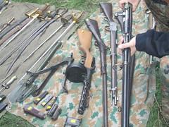weapon, shooting sport, sports, firearm,