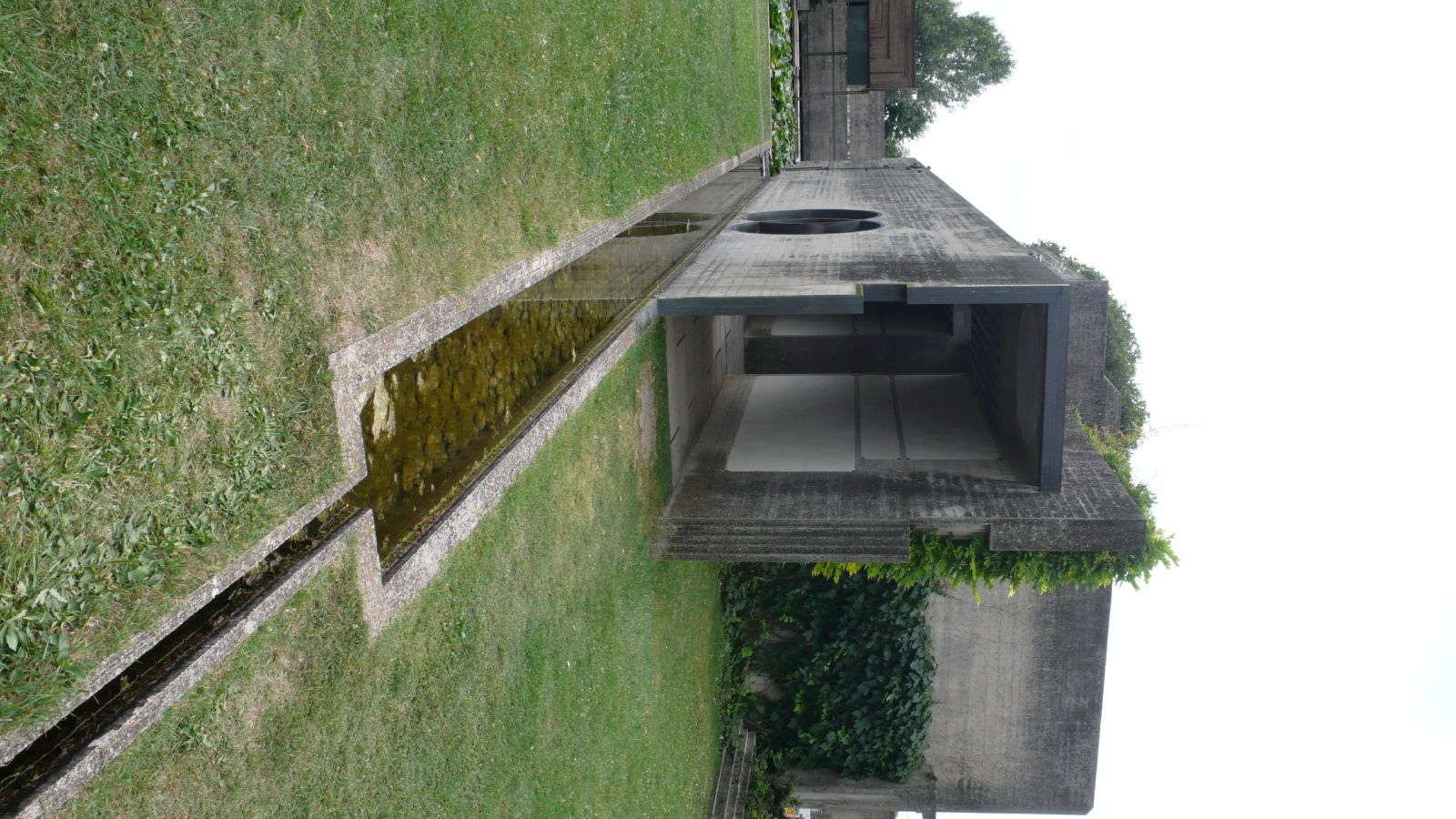 Brion cemetery videos for Carlo scarpa tomba