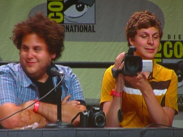 Jonah Hill And Michael Cera Flickr Photo Sharing