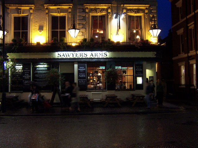 Pub Sawyer´s arms