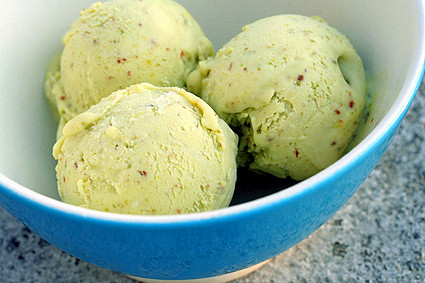 Pistachio Gelato | Flickr - Photo Sharing!